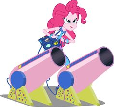 Pinkie Pie - Friendship Games by seahawk270.deviantart.com on @DeviantArt