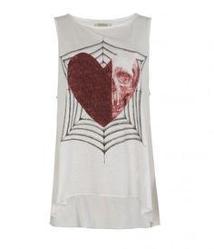 $75 AllSaints Web Web T-Shirt