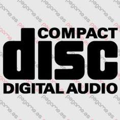 Pegame.es Online Decals Shop  #music #audio #disc #optical #record #cd #compact #vinyl #sticker #pegatina #vinilo #stencil #decal