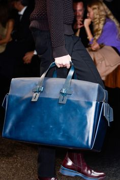 Can i have a bag like this. Knock off will do me fine! Salvatore Ferragamo Fall 2013
