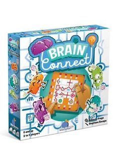 Blue Orange Brain Connect Multi-Player Puzzle Race Card Game (Ages 8 and up) (Max 4 players) Cool Toys For Boys, Toys For Girls, Orange Games, Best Gifts For Tweens, Online Puzzle Games, Tween Girl Gifts, Toddler Christmas, Brain Games, Toys Online
