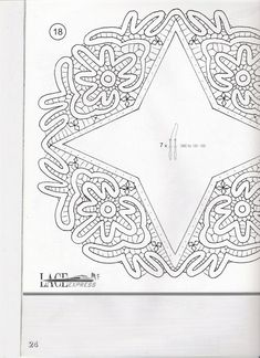 Bobbin Lace Patterns, Embroidery Patterns, Hand Embroidery, Sewing Patterns, Soutache Pattern, Bruges Lace, Romanian Lace, Lacemaking, Sewing Trim