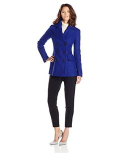 BCBGeneration Women's Double Breasted Wool Pea Coat, Electric Blue, X-Small BCBGeneration http://www.amazon.com/dp/B00LA53E1Q/ref=cm_sw_r_pi_dp_PKssub0DJ8V4D