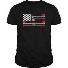 Awesome Cricket Lovers Tee Shirts Gift for you or your family member and your friend:  Lacrosse USA Flag Shirt Tee Shirts T-Shirts