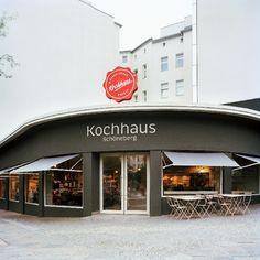 kochhaus // berlin #germany #foodie #coolshops