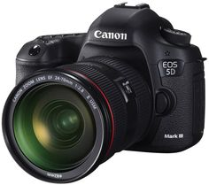 without a doubt the best DSLR out there for film making! No more moire and rolling shutter issues. This camera is ready to take on it all! #film #camera #canon #mark3