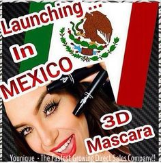 Do you speak Spanish? Do you have family and friends in Mexico? Do you want to get in on a true ground floor opportunity? Younique is launching in Mexico May 5, 2015!   Fact: The Beauty industry is one of the largest and most lucrative industries in the world!   Fact: Mexico is projected to be in the top 10 largest growth markets in the Beauty industry in the world for the next decade.   Fact: Younique is one of the fastest growing cosmetic and skincare companies in the world.   Want to know…