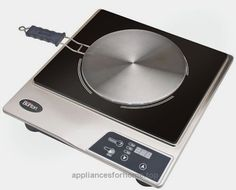 Max Burton 6050 Induction Cooktop, Stainless Steel and Black  Check It Out Now     $110.17    Includes an 1800-watt stainless steel cook top and an induction interface disk which allows you to use any type of c ..  http://www.appliancesforhome.top/2017/03/22/max-burton-6050-induction-cooktop-stainless-steel-and-black/
