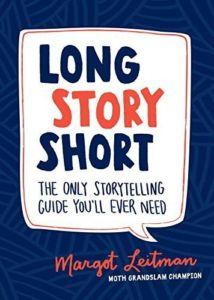 Long #Story Short: #Conversation with #Margot Leitman