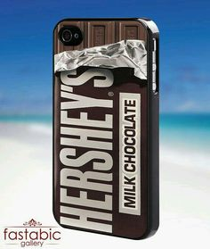 Hershey's phone case. I want it