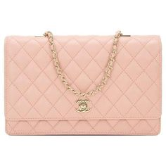 Chanel Nude Lambskin Fantasy Pearls Large Evening Flap Bag ($5,130) ❤ liked on Polyvore featuring bags, handbags, chanel, red purse, pink handbags, quilted purses and red evening purse