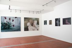 Past show featuring works by Rudy Cremonini at Galerie Thomas Fuchs Stuttgart, Reinsburgstrasse 68A May 8th – Jun. 20th 2015