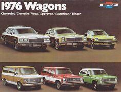 Chevy 76