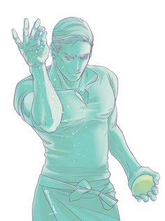 """blue-sonnet: """" Gorgeous Erwin by 苺野めりー★– posted with very kind permission. Please do not remove source or repost. Chef Erwin and his magic lemon. """""""