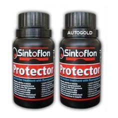 Sintoflon Protector: trattamento antiattrito al teflon per tutti i motori diesel, benzina, GPL, metano. Anche per cambion e furgoni. www.autogold.it