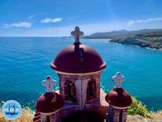 kleinschalig appartementencomplex kust Kreta Crete Greece, Gazebo, Hiking, Outdoor Structures, Island, Outdoor Decor, Fat Bike, Hani, Mtb