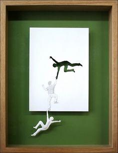 35+ Extraordinary Paper Art And Paper SculpturesCreative Can