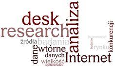BCE Badania Marketingowe: Desk research