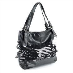Minerva Collection Sequin Design Shoulder Handbag Black, http://www.amazon.co.uk/dp/B009Y8WQ9C/ref=cm_sw_r_pi_dp_ZUmYqb1D8G7H6