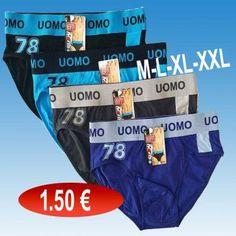 Ανδρικά σλιπάκια σε διάφορα χρώματα Μεγέθη M-XXL 1 5c9924ccd46