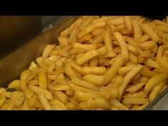 Belgian Fries take Warsaw by storm - YouTube