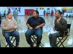 Michael Bellamy interviews Vernon Jones of NYCBasketball.com and freelance journalist Elio Velez about the 2012-2013 high school basketball season.    From Brooklyn Independent Television's In the Zone, episode 113. Original air date: 3/23/2013. http://www.bricartsmedia.org/bit