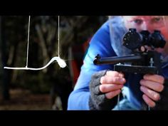 cool Glass Prince Rupert's Drops Being Shot With a Bullet and Exploding in 150,000 fps Slow Motion