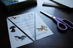 Little Golden Books Shower: Pennant Flags - Tried & True