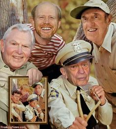 Andy Griffith / Don Knotts /Jim Nabors /Ron Howard from the Andy Griffith Show