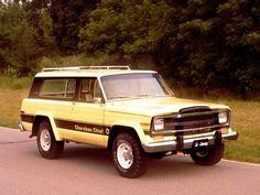 79 Jeep Cherokee Chief