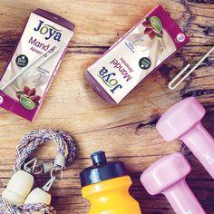 Dream & Joya Bio Mandel Drink 200 ml Fast Food, Snacks, Vegan, Workout, Drinks, Portable Food, Eat Healthy, Food Ideas, Products