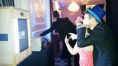 Our Photobooth in action