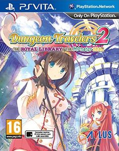 Dungeon Travelers 2: The Royal Library and the Monster Seal (PlayStation Vita) NIS America http://www.amazon.co.uk/dp/B00WOS3AQC/ref=cm_sw_r_pi_dp_t5mQwb0X7C09W