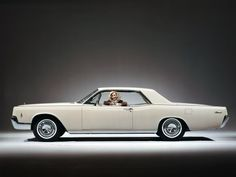 1966 Lincoln Continental Hardtop Coupe
