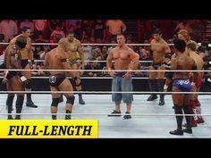 The Nexus' WWE Debut