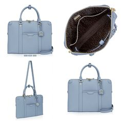 Henri Bendel - West 57th Briefcase bag. Perfect structured elegant briefcase for the corporate women <3