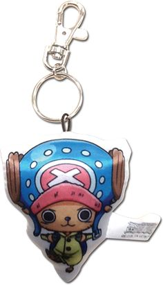 One Piece Key Chain - Chopper Plush @Archonia_US
