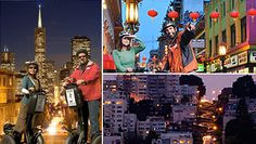 San Francisco Night Segway Tour: Chinatown, Little Italy, Embarcadero and Fisherman's Wharf @ SF Electric Tour Company (San Francisco, CA)