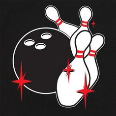 BowlingShirt.com - Pin Splash C on 50's Style Bowling Shirts