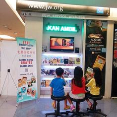FOLLOW FOR DAILY JW PICS @jw_instapics Instagram photos   Webstagram [ @ ] jw_instapics In Plaza Semanggi Jakarta, Indonesia, @gladyspict notice that during Metropolitan witnessing these kids pulled up chairs and really enjoyed the Caleb videos. It's awesome to see that Jehovah has something for every age to get to know him better. #jw   2mon  Read more at http://web.stagram.com/n/jw_instapics/?npk=619146556050206522_487464570#jkJ9erD66oO7zQo6.99