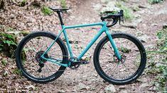 OPEN and Yeti team up for Yeti-inspired Turquoise U.P. gravel bike - Bikerumor
