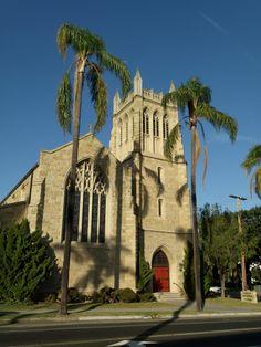 Trinity Episcopal Church Santa Barbara, CA
