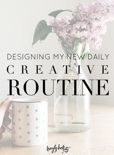 Are you making the best use of your productive workflow? I'm following a new daily routine to increase the quality AND quantity of my work!
