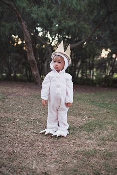 Max from Where the Wild Things Are.