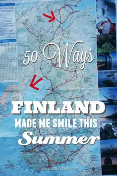 Two amazing months touring around beautiful Finland over the summer. Finland Travel, Norway Travel, Italy Travel, Finland Trip, Finland Destinations, Holiday Destinations, Croatia Travel, Thailand Travel, Bangkok Thailand