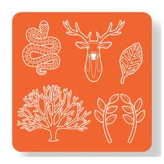 ConsumerCrafts Product Mod Podge® Silicone Mod Molds: Mystical Forest