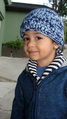 My grandson Zen, Natascha's son.