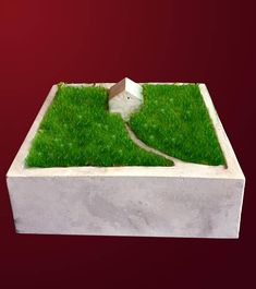 Nos deux architecture béton planteurs, un simple intrigante encore jardinières ciment. Enregistrer en commandant notre escalier et la maison de plantes grasses. Un grand cadeau pour un fan de design minimaliste ou quelquun qui collectionne des œuvres d'art surréaliste. Ces planteurs