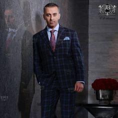 jbclothiers.com custom men's suits. Bespoke men's fashion.
