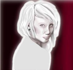 Digital, made with GIMP, (chromium plated).